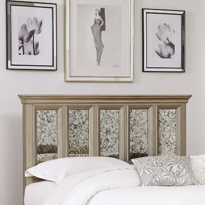 Visions Panel Headboard Size: King