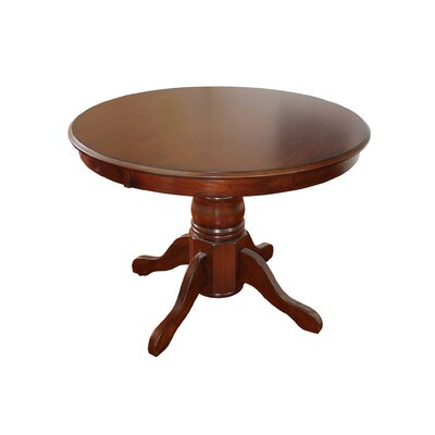 Pedestal Dining Table Finish: Cherry