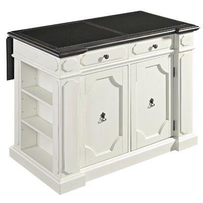 Fiesta Kitchen Island Top Material: Granite