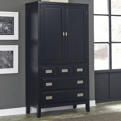 Prescott 3 Drawer Gentlemans Chest