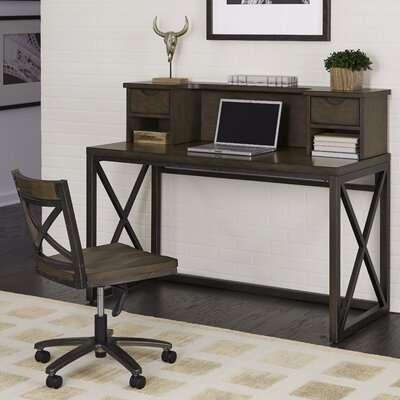 Writing Desk Hutch Chair Set Product Picture 202