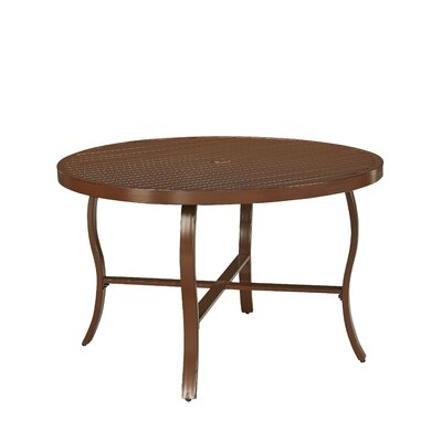 Key West Dining Table Table Size: 48 W x 48 D