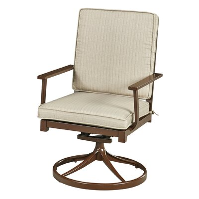 Key West Swivel and Rocking Arm Chair