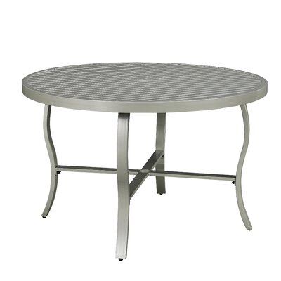South Beach Dining Table Table Size: 48 W x 48 D