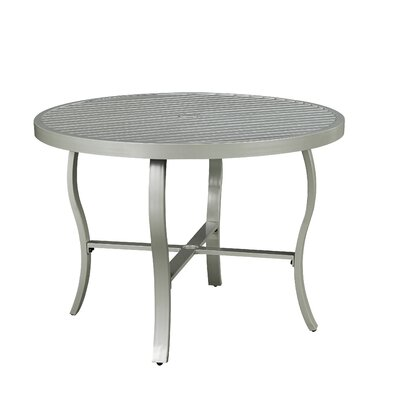 South Beach Dining Table Table Size: 42 W x 42 D