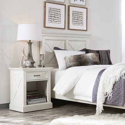 Ryles Panel Wood Customizable Bedroom Set