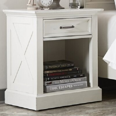 Ryles 1 Drawer Nightstand