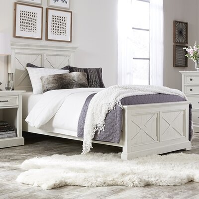 Ryles Panel Bed Size: King