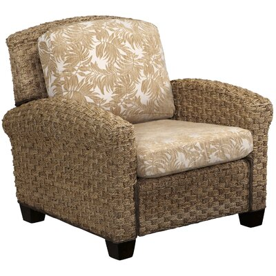 Cabana Banana II Armchair Finish: Honey