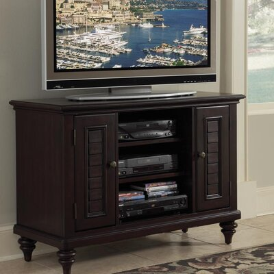 Cheap Home Styles Bermuda 44″ TV Stand in Espresso (HO2503)