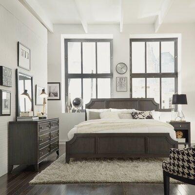 Calderdale Panel Configurable Bedroom Set Bed Size: King