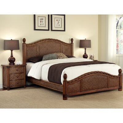 Furniture financing Marco Island Panel 2 Piece Bedroom ...