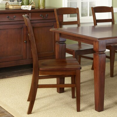 Easy financing Aspen Ladderback Side Chair (Set of...