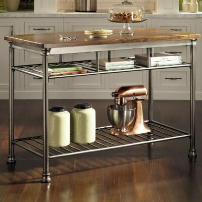 Buy low price home styles the orleans prep table with for Best place to buy kitchen island