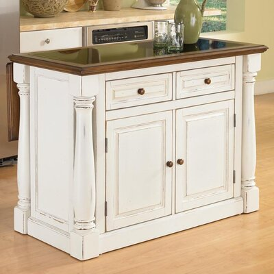 Buy Low Price Home Styles Monarch Kitchen Island With