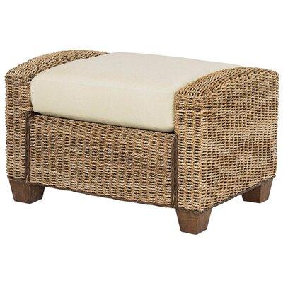 Cabana Banana Ottoman Upholstery: Honey
