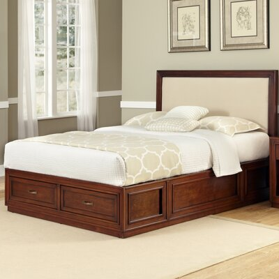 Rent to own Duet King Platform Panel Bed Color:...