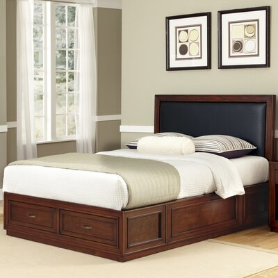 Financing for Duet King Platform Panel Bed Color:...