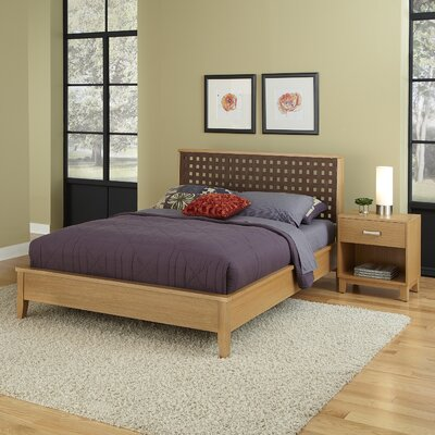 Rave Panel Bed Size: Queen
