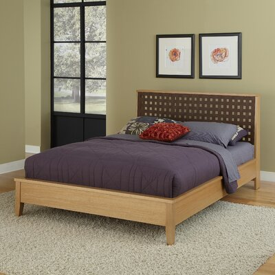 Rave Panel Bed Size: King