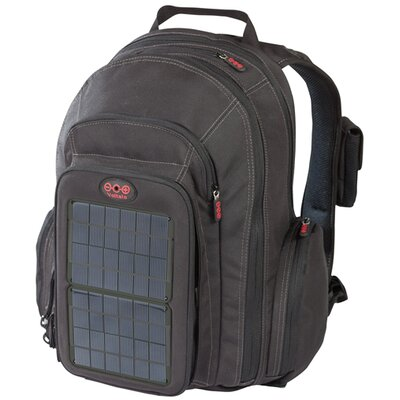 OffGrid Solar Backpack - Color: Charcoal Panels