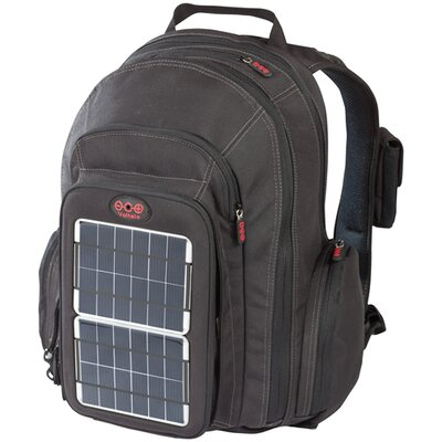OffGrid Solar Backpack - Color: Silver Panels