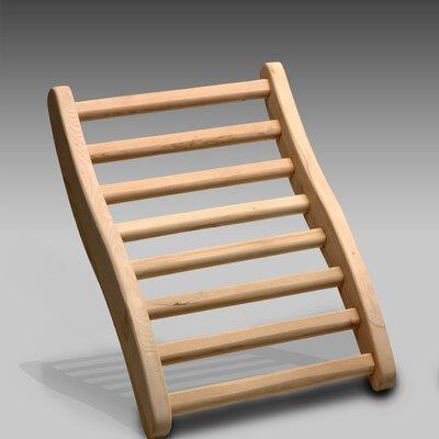 Golden Designs S-Shape Back Rest Finish: Hemlock WF-S-Shape Back Rest Hemlock