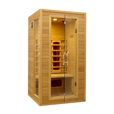 Dynamic Infrared 1-2 Person Far Infrared Ceramic Sauna at Sears.com