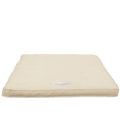 Heights Cotton Mattress Topper Size: Full
