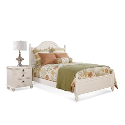 Woodheaven Panel Bed Size: Queen