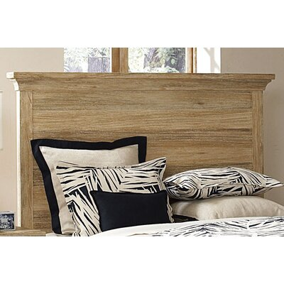 Cimarron Panel Headboard Size: King