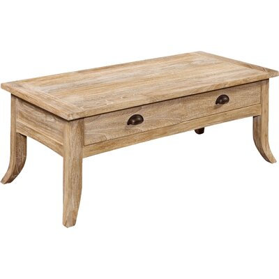 Cimarron Coffee Table with Storage