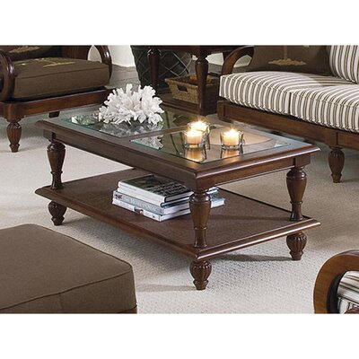 Grand View Coffee Table Color: Java