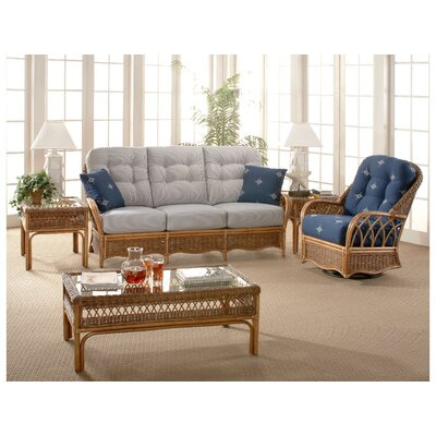 Nassau 3 Piece Coffee Table Set