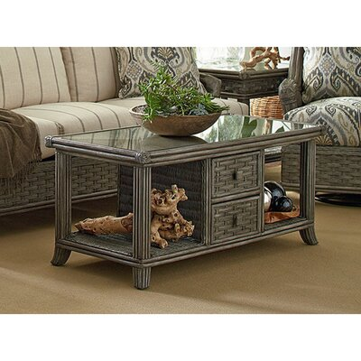 Somerset Coffee Table Color: Black