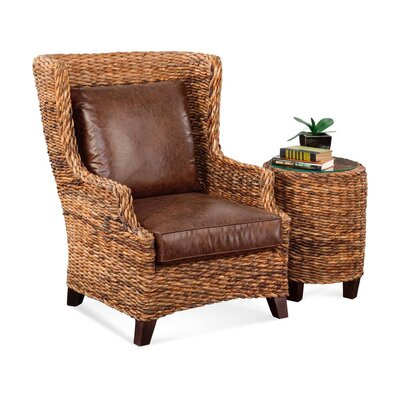 Sydney Wingback Chair Upholstery: 0216-53