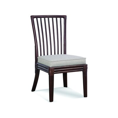 Meridien Dining Chair Upholstery: 0863-93/Black
