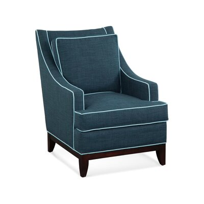 Libby Langdon Whitaker Armchair Upholstery: 0358-88/Honey