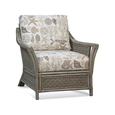 Armchair Upholstery: 0405-61/Natural