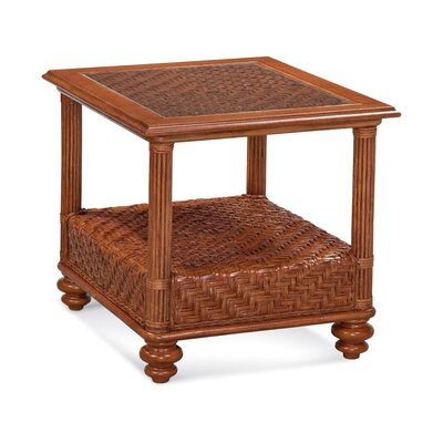 Topsail End Table Color: Black