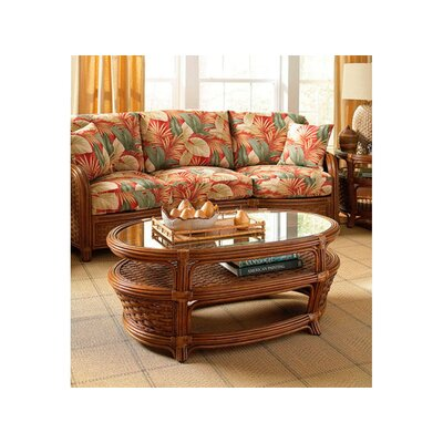 Somerset Oval 2 Piece Coffee Table Set