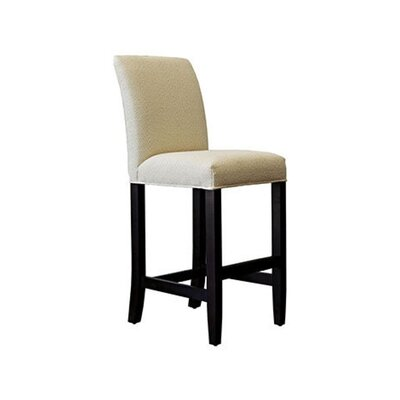 Libby Langdon Pierson 30'' Bar Stool Upholstery: 0863-91/Black