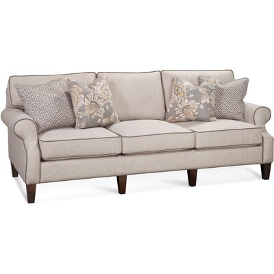 Grand Haven Sofa Upholstery: 0863-84/Black