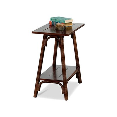 Campobella Isle End Table Color: Black
