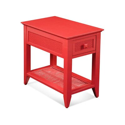 Elements End Table Color: Java
