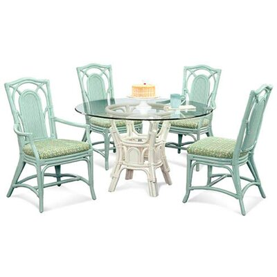 Bay Walk Dining Table Color: 981-075/Java