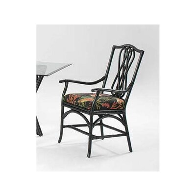 Overture Dining Chair Upholstery: 0201-64/Black