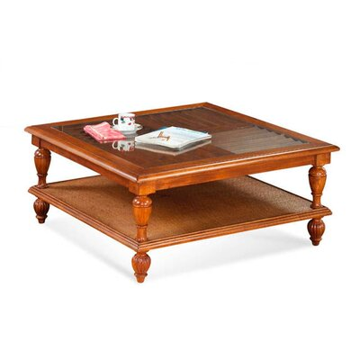 Grand View Square Coffee Table Color: Vintage