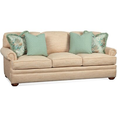 Kensington Sofa Upholstery: 0863-93/Honey