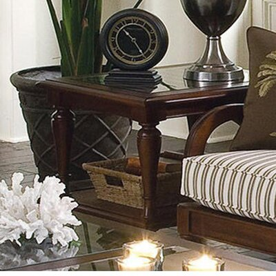 Grand View End Table Color: Black